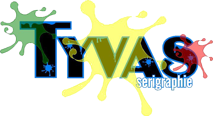 TYVAS Sérigraphie – Impressions et broderies personnalisées
